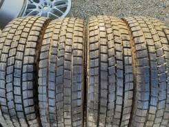 Dunlop DSV-01. Зимние, без шипов, 2007 год, 5%, 4 шт