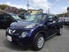 Nissan Juke. вариатор, передний, бензин, б/п. Под заказ