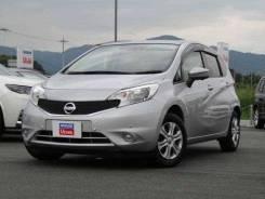 Nissan Note. вариатор, передний, бензин, б/п. Под заказ