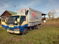 Isuzu Elf. Продам надежный грузовик , 4 300куб. см., 3 000кг., 4x2