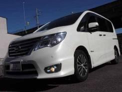 Nissan Serena. вариатор, передний, 2.0, бензин, б/п. Под заказ
