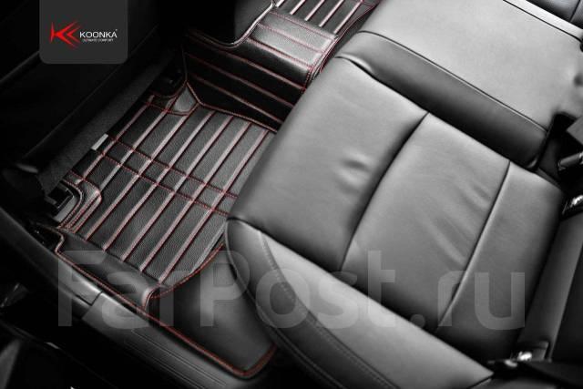 Подарочный Сертификат на приобретение автомобильных 3D ковриков Koonka