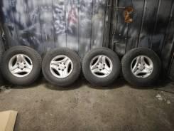 "Зимниие колеса для Prado, Surf, Pajero.265/70R16. 7.0x16"" 6x139.70 ET15 ЦО 110,0мм."