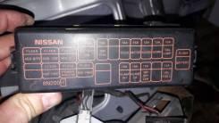 Блок предохранителей. Nissan: Wingroad, Tino, Sentra, Pulsar, AD, Sunny, Almera Двигатели: QG13DE, QG15DE, QG18DE, QG18DEN, SR20DE, YD22DDTI, QG16DE...