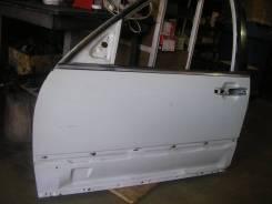 Двери Мерседес W140 LONG 98г. белые без коррозии