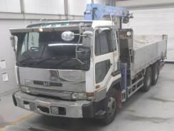 Nissan Diesel. Продам целиком или по запчастям Nissan UD -98г, 18 000куб. см., 10 000кг., 6x4