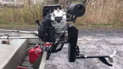 LTB. 27,00л.с., 4-тактный, бензиновый, нога S (381 мм), 2018 год год