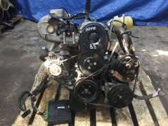 Двигатель в сборе. Mazda: Revue, Familia, Demio, 323, 323F, 121 Двигатели: B3, B3ME