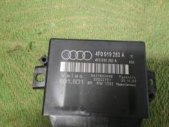 Парктроник. Audi A6, 4F2/C6, 4F5/C6
