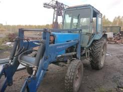 МТЗ 80. Продам трактор мтз 80, 56 л.с. Под заказ