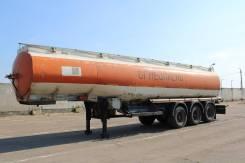 Fruehauf. Полуприцеп цистерна бензовоз, 34 000кг.
