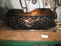 Передняя решотка на УАЗ Патриот с зимней защитой