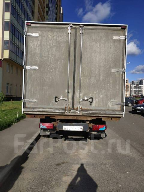 Renault Midlum. Грузовик с термо Буткой, 6 174куб. см., 16 000кг., 4x2