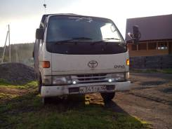 Toyota Dyna. Грузовик Toyota DYNA, 3 000куб. см., 4x2