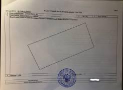 Продам участок в с. Витязь. 3 000кв.м., собственность, от частного лица (собственник). Схема участка