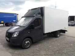 ГАЗ ГАЗель Next. Изотермический фургон, 2 800куб. см., 1 500кг., 4x2. Под заказ