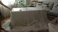 Аренда свадебных украшений