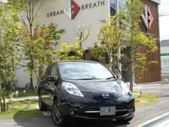 Nissan Leaf. передний, электричество, 65тыс. км, б/п. Под заказ