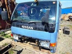 Кабина. Nissan Atlas, R4F23 Двигатель QD32