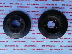 Диск тормозной. Nissan Vanette Mazda Bongo, SK22L, SK22M, SK22T, SK22V, SK82L, SK82M, SK82T, SK82V, SKF2L, SKF2M, SKF2T, SKF2V