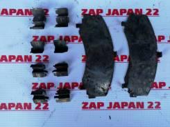 Колодки тормозные. Nissan Vanette Mazda Bongo, SK22L, SK22M, SK22T, SK22V, SK82L, SK82M, SK82T, SK82V, SKF2L, SKF2M, SKF2T, SKF2V