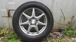 Зимние колеса Goodyear Ice Navi 215/60R16 с дисками Kyoho 5x114.3