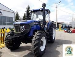Foton Lovol. Трактор lovol Foton TD-1304 - возвращение Легенды на поля Сибири, 130 л.с.