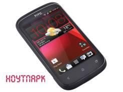 HTC Desire C. Б/у, до 8 Гб, Черный, 3G