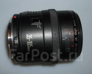 Canon EF 35-105 mm f/ 3.5-4.5. Для Canon, диаметр фильтра 58 мм