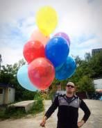 Гелий в ваши шарики от 35 рублей