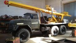 Партнер УРБ-2А2. Продается буровая установка УРБ-2А2 на шасси ЗИЛ-131 с консервации, 11 500куб. см., 4 500кг.