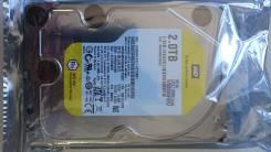 Жесткие диски 3,5 дюйма. 2 000Гб, интерфейс SATA III