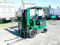 Nichiyu. Вилочный электропогрузчик FB20PN FULL FREE г/п 2000 кг, 2 000кг., Электрический