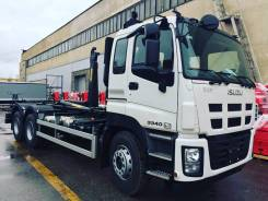 Isuzu CYZ. Продается мультилифт Isuzu GIGA (CYZ52) грузоподъемность 18 000 кг