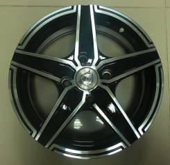 """NZ Wheels F-1. 5.5x14"""", 4x100.00, ET43, ЦО 60,1мм."""