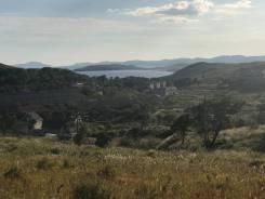 Земельный участок в центре славянки!. 2 500кв.м., электричество, вода, от частного лица (собственник). Фото участка