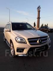 Mercedes-Benz GL-Class. С водителем