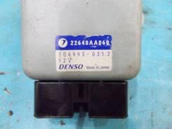Резистор. Subaru Legacy, BLE, BPE Двигатель EJ30D
