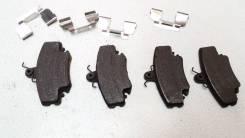 Колодки тормозные дисковые. Renault Logan, LS0G/LS12 Renault Duster, HSA, HSM Двигатели: K7J, K7M, F4R, K4M, K9K