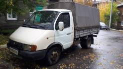 ГАЗ ГАЗель. Продам ГАЗель, тентованная, 1996г. р., 2 600куб. см., 1 500кг., 4x2