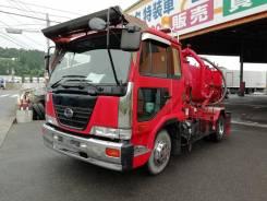 Nissan Diesel Condor. Ассенизатор Nissan Condor, 6 920куб. см. Под заказ
