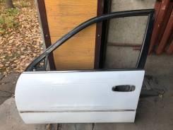 Дверь левая передняя Corolla 100
