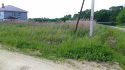 Продам земельный участок 15 соток под строительство. 1 500кв.м., собственность, электричество, вода, от агентства недвижимости (посредник). Фото уча...