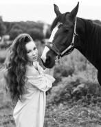Прогулки на лошадях в пределах города Владивостока!