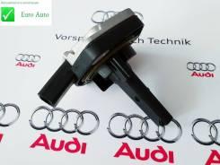 Датчик уровня масла. Audi: A6 allroad quattro, A4 Avant, A6 Avant, S6, S8, S3, TT, S4, A8, A4, A6, A3, RS4, A2, TTS Двигатели: AKE, APB, ARE, BAS, BAU...