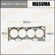 Прокладка головки блока (паронит) Masuma