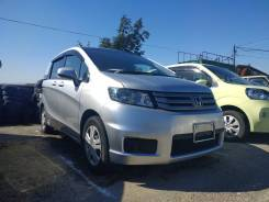 Honda Freed Spike. вариатор, передний, 1.5 (118 л.с.), бензин, 104 тыс. км, б/п