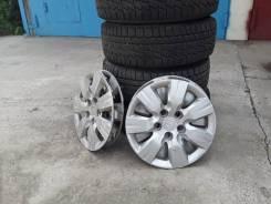 """Продам комплект колес. 6.0x15"""" 5x114.30 ET50 ЦО 64,1мм."""