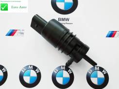 Мотор бачка омывателя. BMW: Z3, 1-Series, 7-Series, 3-Series, 5-Series, Z8, X3, Z4, X5, X4 Двигатели: N46B20, N47D20T0, N52B30, M43B19, M52TUB25, M52T...