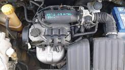 Двигатель 0.8л